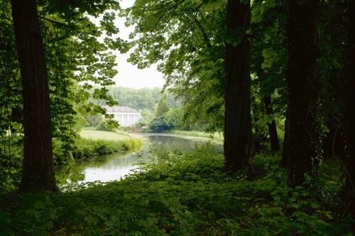 Kasteel van Wilder in het park