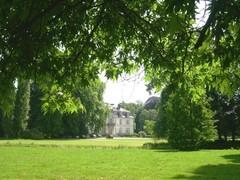 De westgevel van het kasteel van Wilder (https://id.erfgoed.net/afbeeldingen/178058)