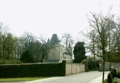 Park en moestuin van het Kasteel van Opstal