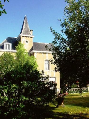 Het sterfhuis en de laatste tuin van Emilie-Edmond Galoppin te Melsbroek