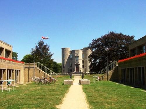 Het kasteel van Ham