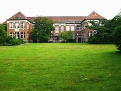 Park van het Hoger Rijksinstituut voor Tuinbouw
