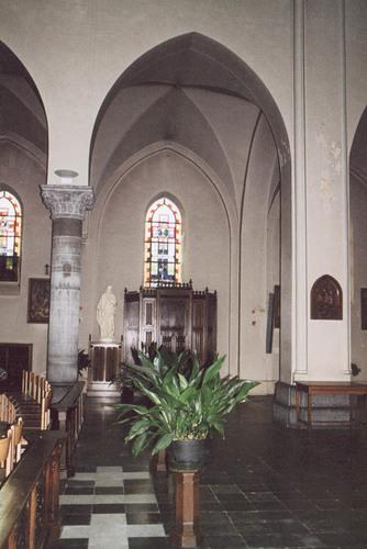 Lauweplaats z.nr. parochiekerk