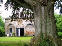 Tuin van de Villa Familie Van Meerbeek
