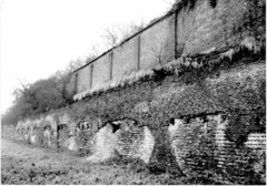 Restanten van oude vestingen