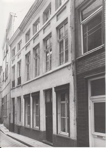 Gent Heilige-Geeststraat 9-11