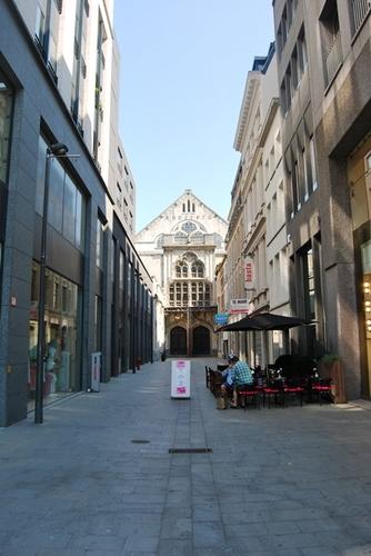Antwerpen Twaalfmaandenstraat Straatbeeld