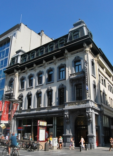 Antwerpen Meir 23-25