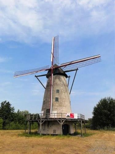 Antwerpen Scheldelaan zonder nummer