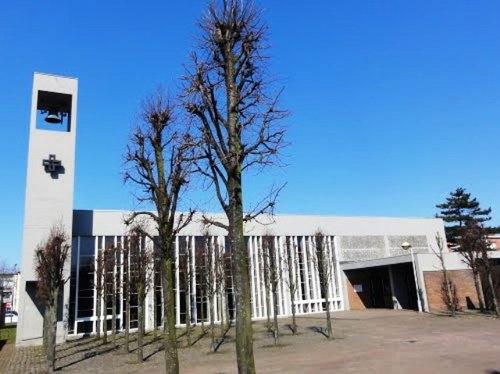Antwerpen Lambrechtshoekenlaan zonder nummer Parochiekerk