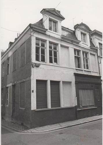 Gent Kapittelstraat 1, Nederpolder 12-14