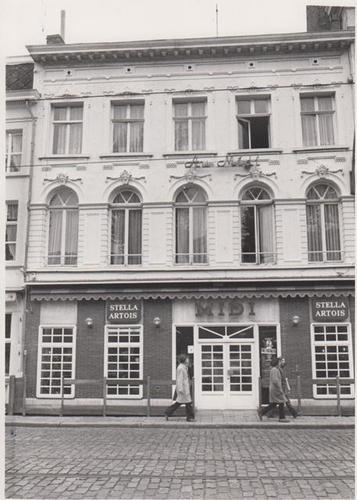 Gent Koophandelsplein 34