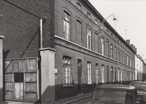 Gent Koolkapperstraat 38-54