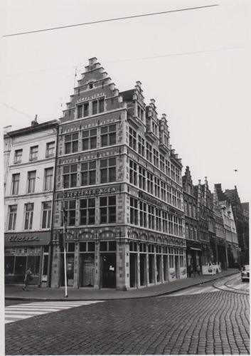 Gent Korenmarkt 14, 14A-C