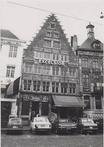 Gent Korenmarkt 18-19