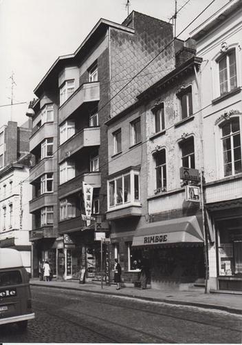 Gent Kortrijksepoortstraat 137-199