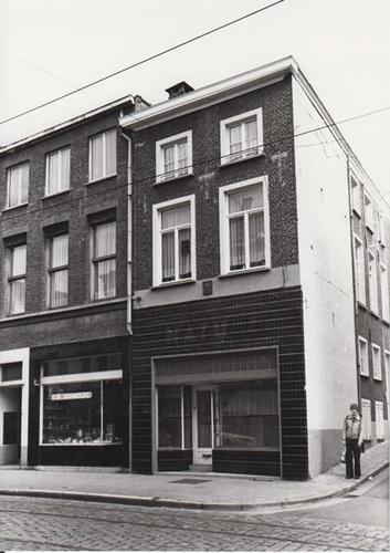 Gent Kortrijksepoortstraat 267-269, Verdedigingstraat 1