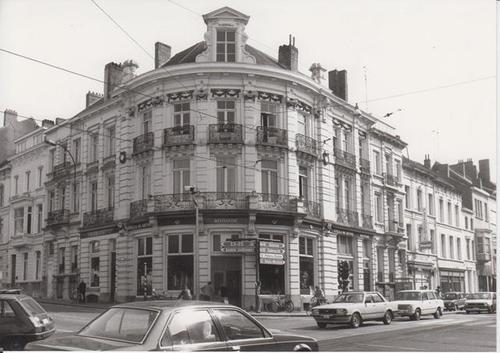 Gent Kortrijksesteenweg 1-3, Charles de Kerchovelaan 2-4