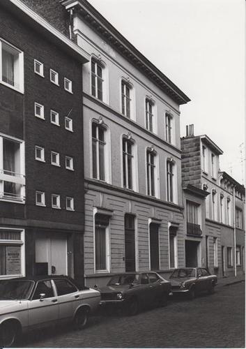 Gent Krijgsgasthuisstraat 125-129