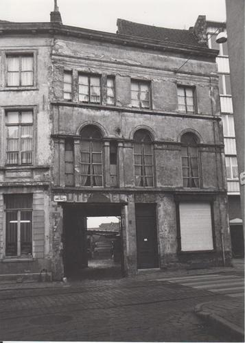 Gent Lange Violettestraat zonder nummer