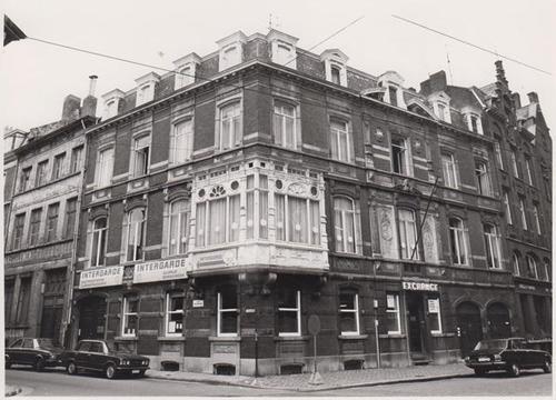 Gent Gouvernementstraat 2, Limburgstraat 18-20