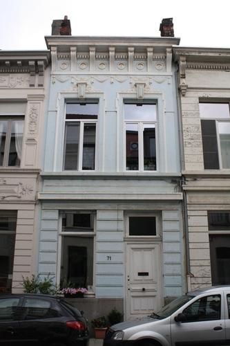 Antwerpen Grotebeerstraat 71
