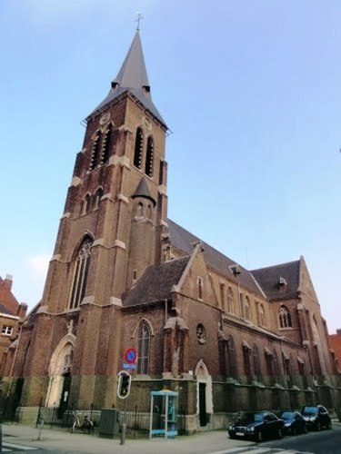 Antwerpen Lange Lobroekstraat zonder nummer