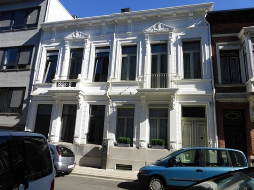 Antwerpen Grotehondstraat 15-17