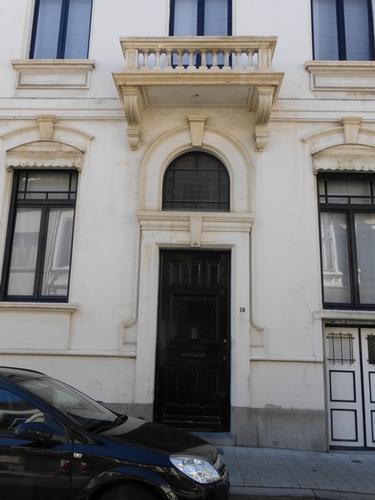 Antwerpen Grotehondstraat 18 deur