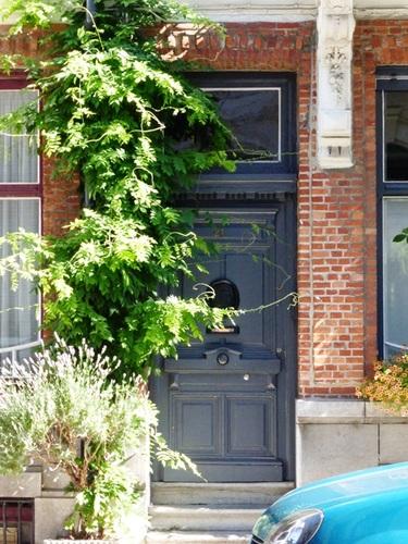 Antwerpen Grotehondstraat 21 deur