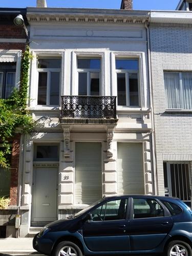 Antwerpen Grotehondstraat  23