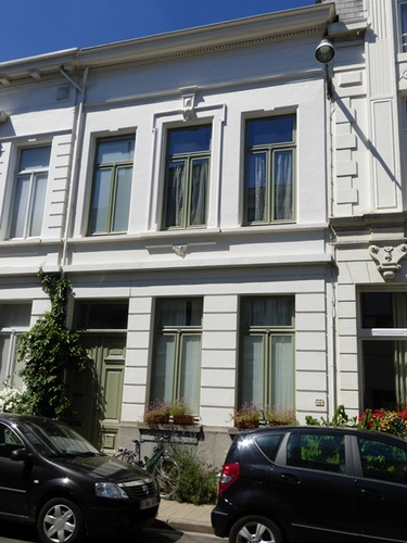 Antwerpen Filomenastraat 8