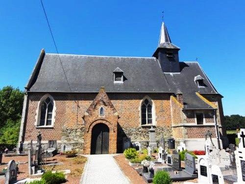 Sint-Pieters-Leeuw Sint-Laureinsstraat zonder nummer kerk