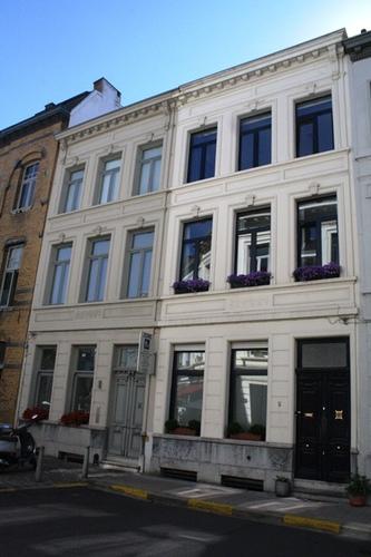 Antwerpen Stierstraat 1-3