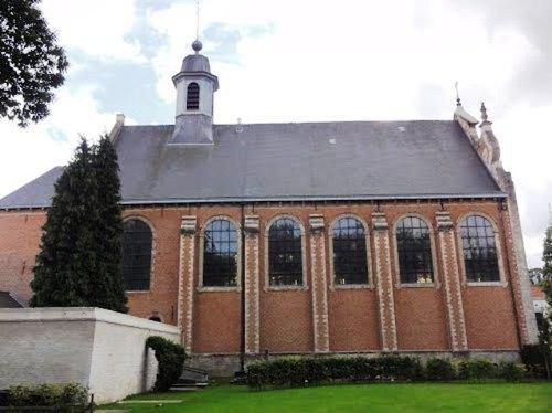 Overijse Brusselsesteenweg zonder nummer kerk