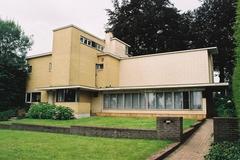 Architectenwoning Fernand Brunfaut