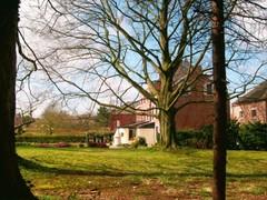 Landhuis Pierco met park