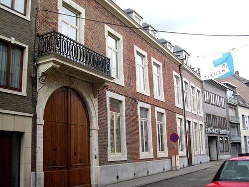Huis van Chantrijn met stadstuin