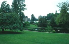 Villa Van Goidtsnoven met park