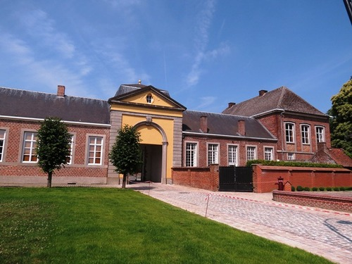 Lierde Sint-Martens-Lierde Kartuizerstraat 16-17