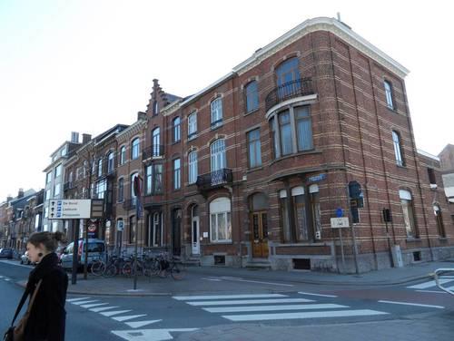 Leuven Erasme Ruelensvest 157 en volgende