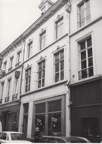Gent Mageleinstraat 42-44, 44A-C