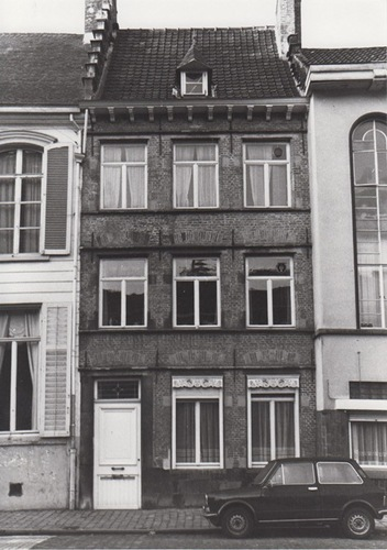 Gent Oude Houtlei 28-32