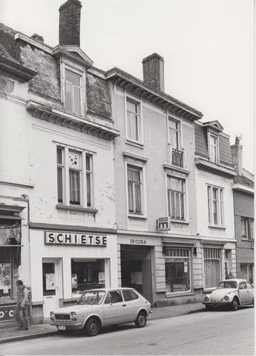 Gent Overpoortstraat 7-11