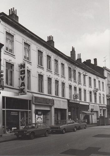 Gent Overpoortstraat 80-94