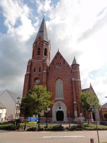 Tremelo Moorsemsestraat zonder nummer kerk