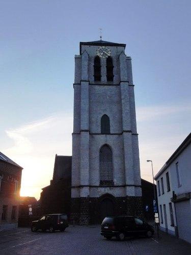 Rotselaar Kerkstraat zonder nummer kerk