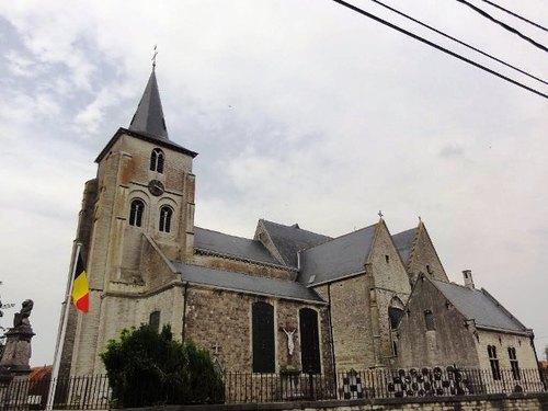 Tienen Hakendoverstraat zonder nummer kerk