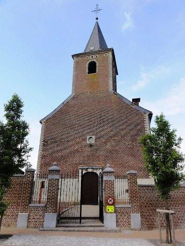 Tienen Hoxemstraat zonder nummer kerk