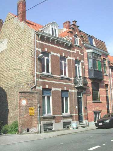 Brugge Assebroek Daverlostraat 48